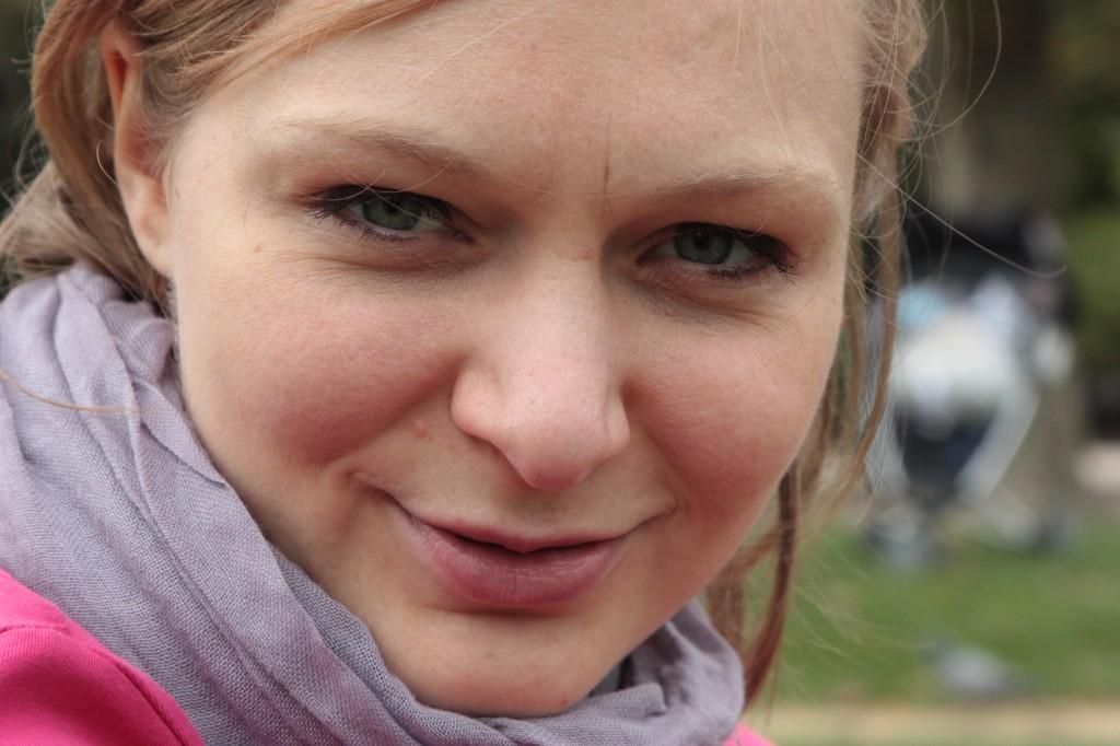 Aleksandra Berezecka z zjednoczenie.com