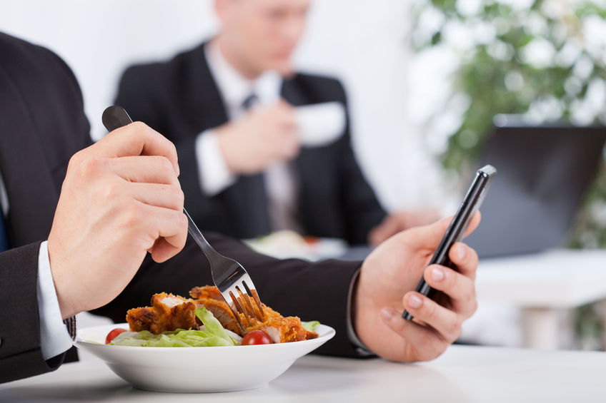 Marketing SMS w cateringu