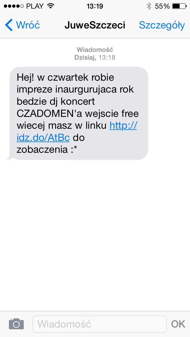 SMS(idz.do)2