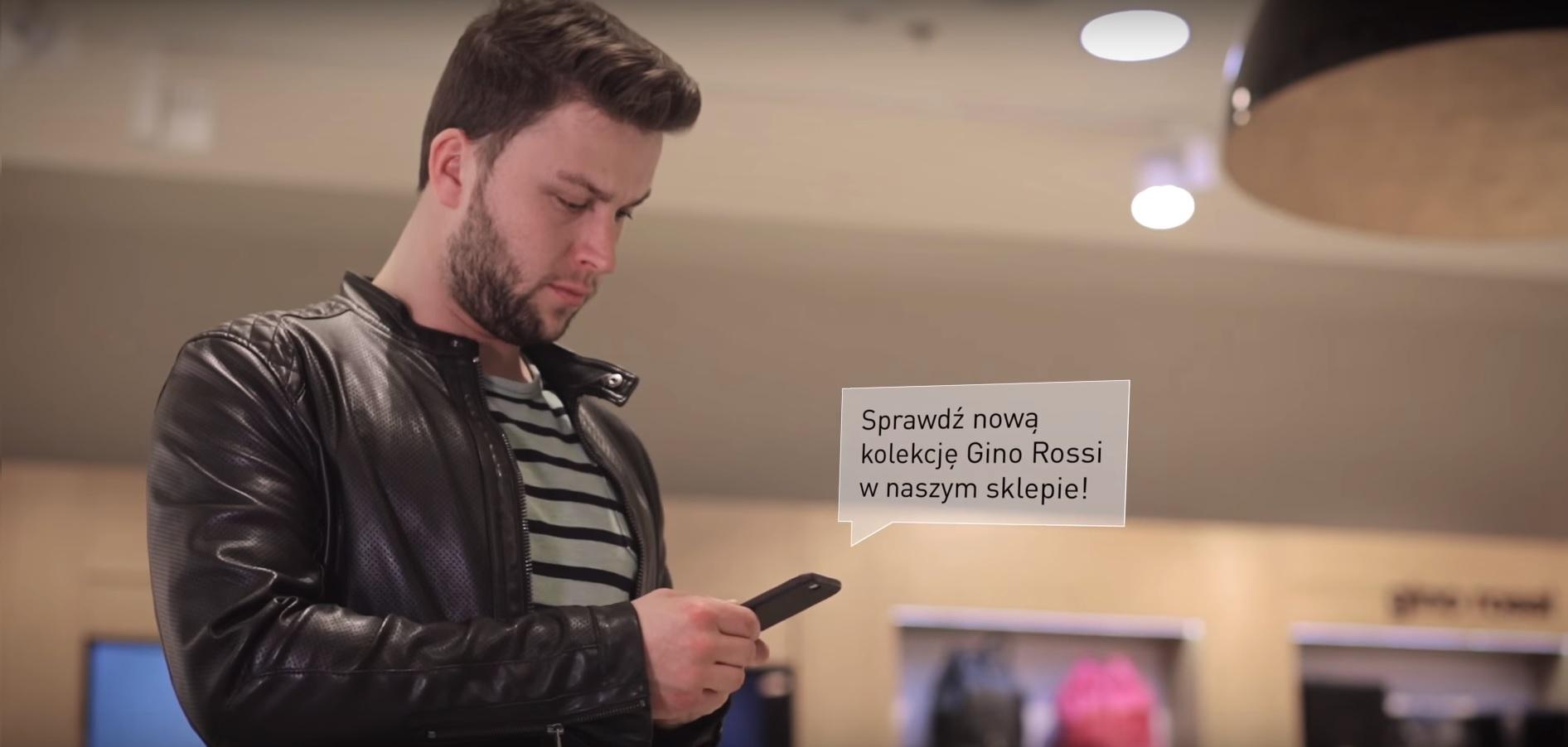 Jak działa marketing SMS w Gino Rossi?