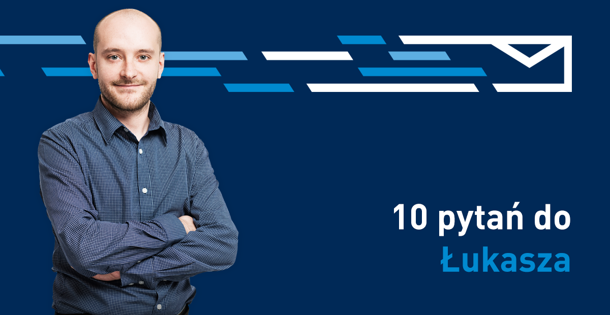 10 Pytań do Łukasza Dera, Head of Procurement & Carrier Relations w SMSAPI