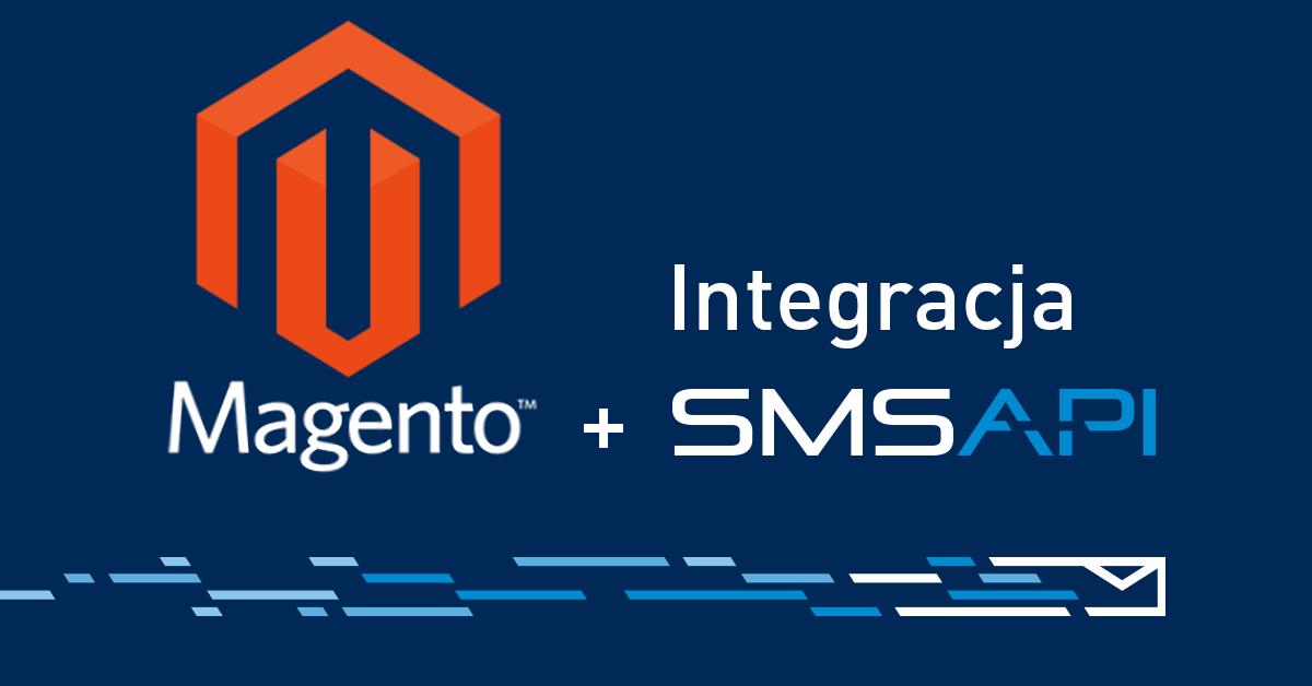 Powiadomienia SMS w sklepie online – integracja SMSAPI i Magento