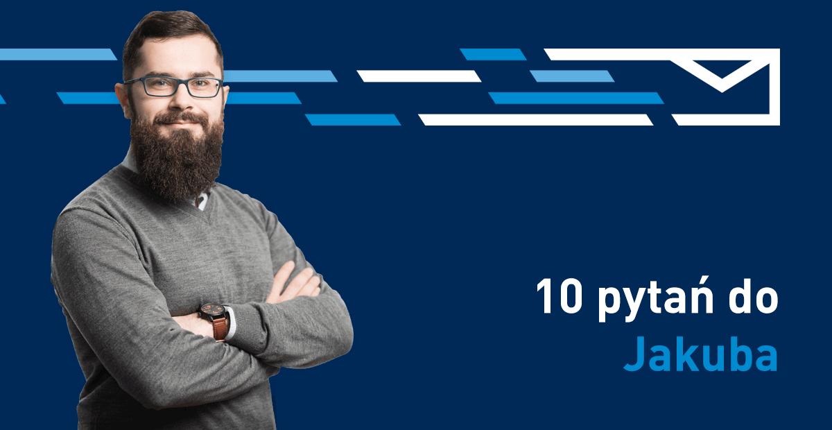 """""""Niezbędną umiejętnością jest ogarnianie kuwety"""" – 10 pytań do Jakuba Kluza, Product Managera"""