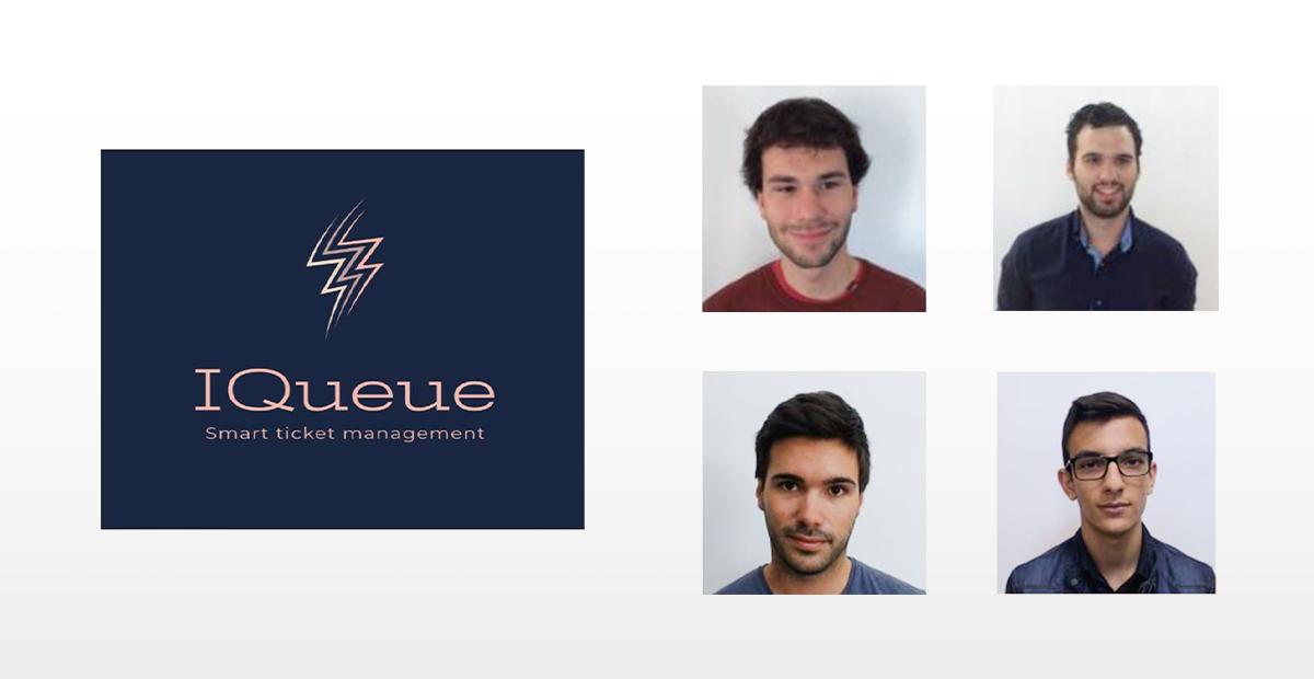 iQueue – system zarządzania odbiorem biletów z autoryzacją SMS