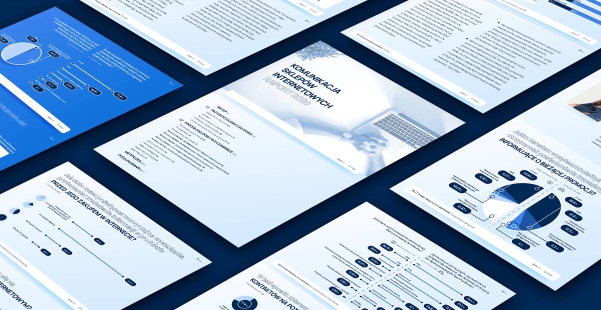Raport 2020: Komunikacja sklepów internetowych