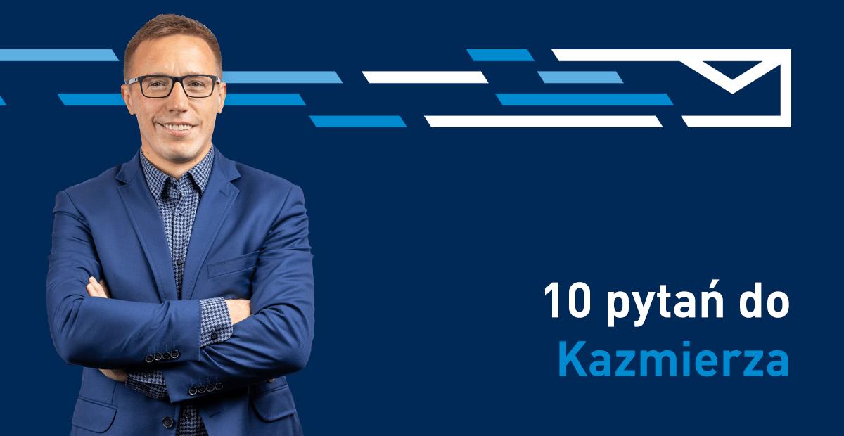 Wywiad 10 Pytań do Kazmierza Znojka z NOC w SMSAPI