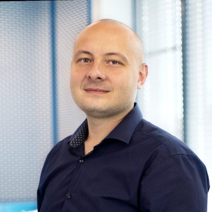 Wojciech Szymański - Managing Director w Ideo Force