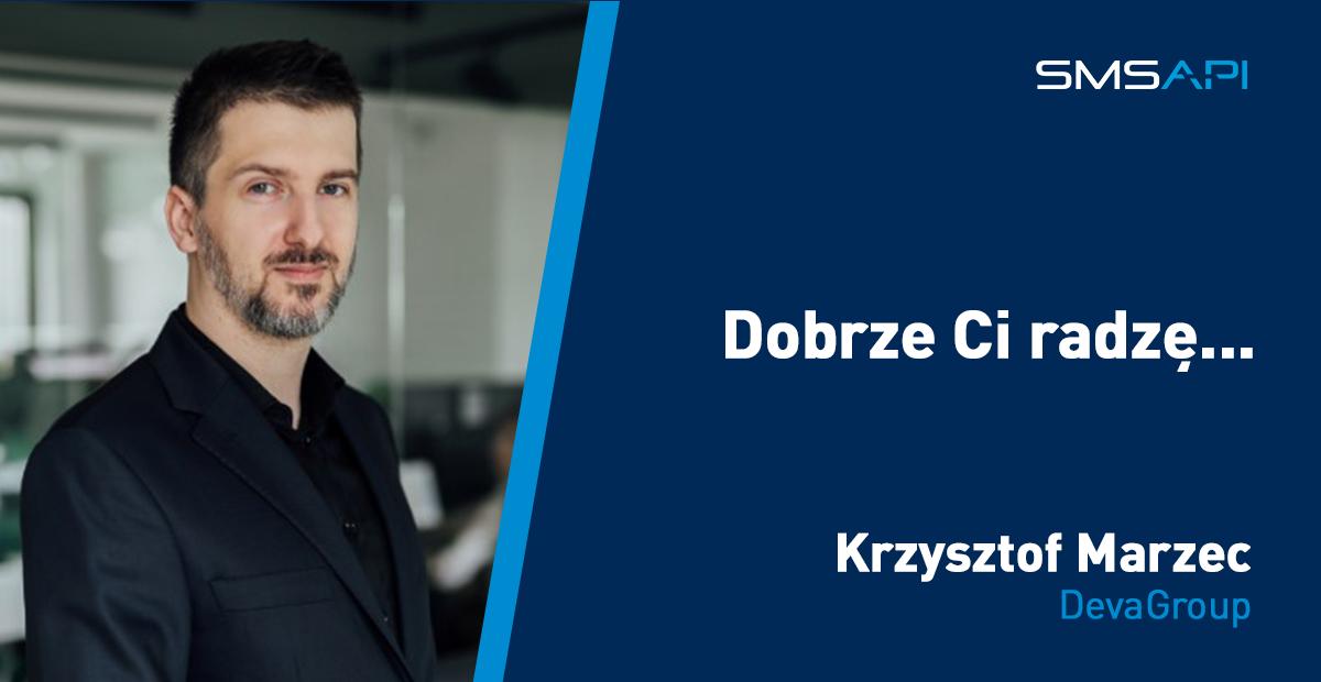 Dobrze Ci radzę Krzysztof Marzec DevaGroup Reklamy Google Ads