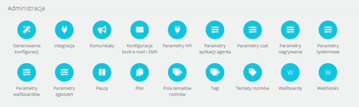 Konfiguracja kont e-mail i SMS w Thulium
