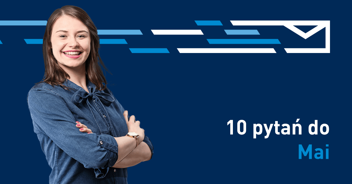 Wywiad 10 Pytań Maja Wiśniewska PR & Marketing Manager
