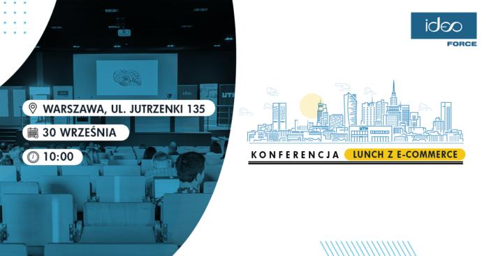 Konferencja Lunch z e-commerce (4 edycja)